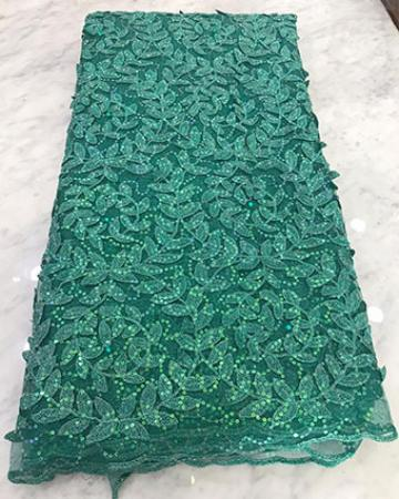 green net lace